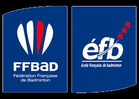 Le BCBC01 est labellisé Ecole Française de Badminton 3 étoiles