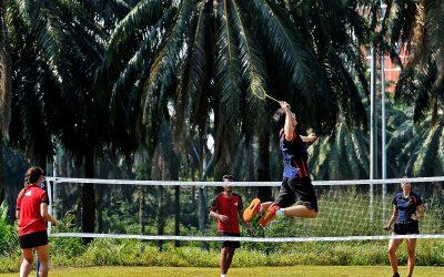 La presse en parle : le Air Badminton au BCBC01